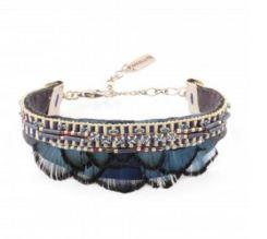 Bracelet Amazon Bleu